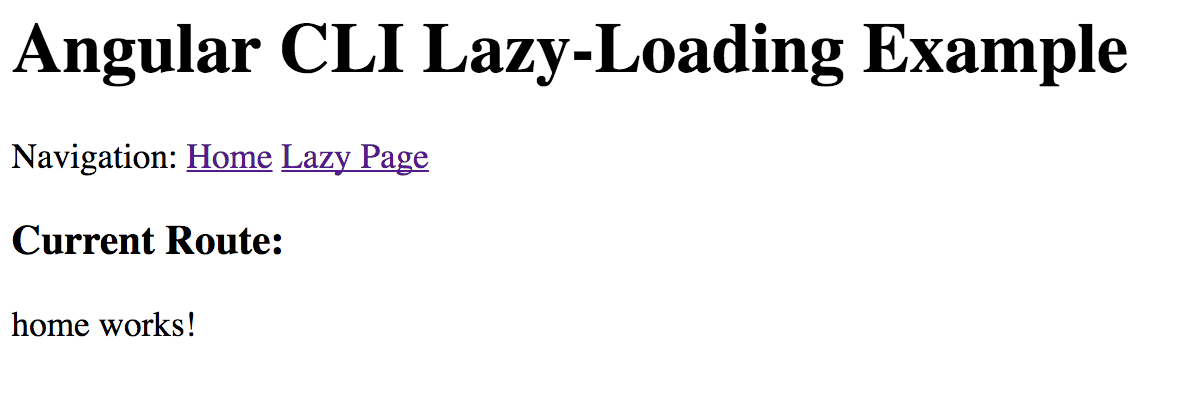 Angular Lazy Load Example